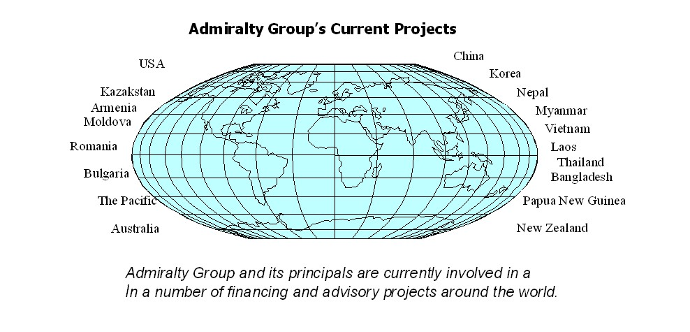 Projects in Asia在亚洲的项目 | Admiralty International